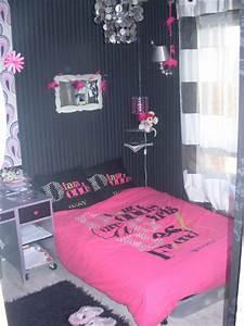 Chambre Fille Ado : d co chambre jeune fille ado ~ Teatrodelosmanantiales.com Idées de Décoration