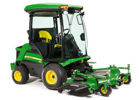 air conditioned air conditioned  turn mower