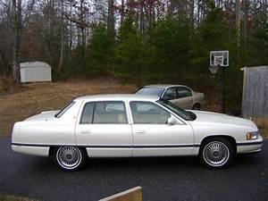 Find Used Cadillac Sedan Deville 1995 Pearl White    White Leather In Granite Falls  North