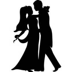 Bride And Groom Clipart Image - Bride and Groom Dancing ...