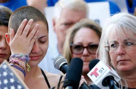 No More Bs Pain Turns Political In Parkland After