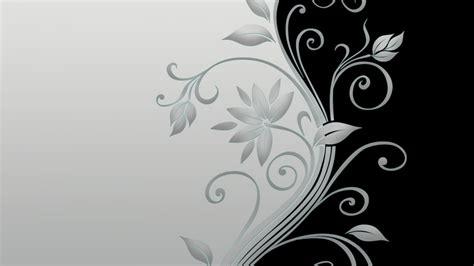 trend terbaru bunga hitam background batik hitam putih