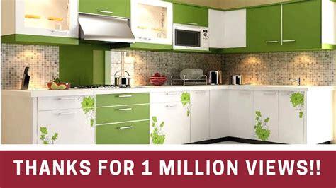 modular kitchen designs  plan  design youtube