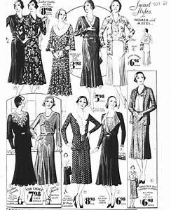 Vetement Annee 30 : catalogue sears ann es 1930 v tements fashion 1930s dress et 1930s fashion ~ Dode.kayakingforconservation.com Idées de Décoration