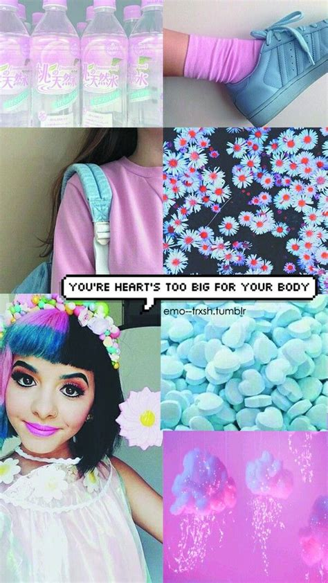 Aesthetic Melanie Martinez Wallpaper Iphone by Melanie Martinez Lockscreen Wallpaper Camille S Pins In