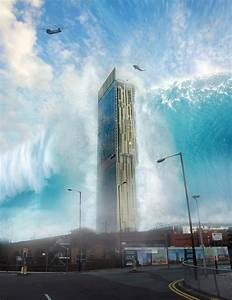 Mega-Tsunami in Manchester! | Lacking a creative outlet ...