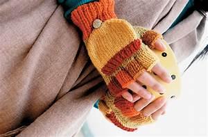 Fingerless Gloves Pattern Magic Mittens SewandSo Ideas