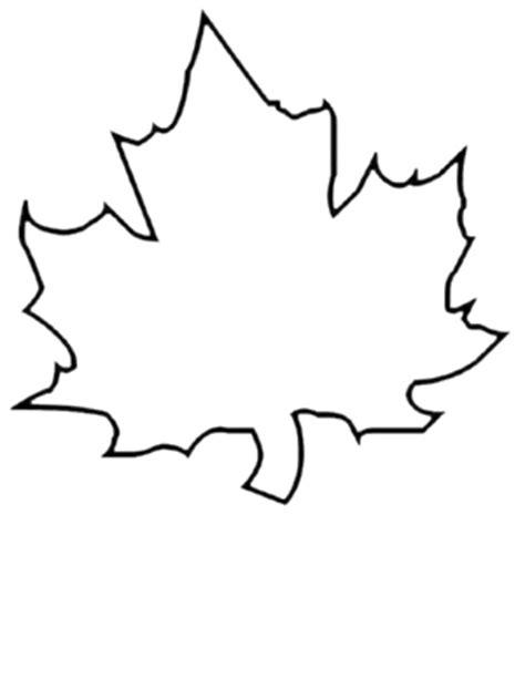 leaf draw clipart