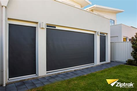 Outdoor Roller Blinds by Outdoor Roller Blinds Perth 187 Blackout Blinds