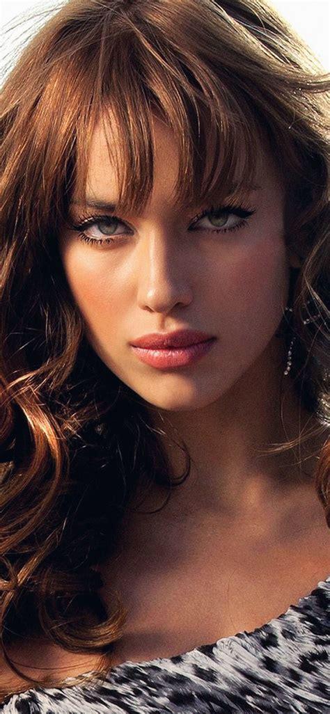 Ha86 Wallpaper Irina Shayk Girl Face Sexy