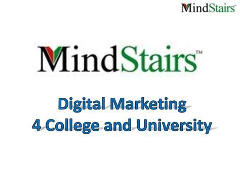 digital marketing college digital marketing for college