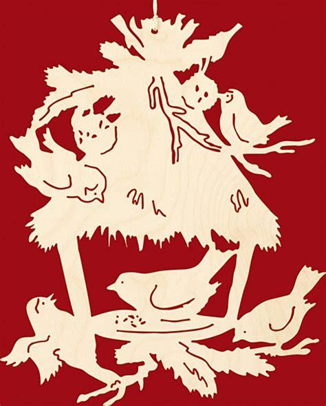 Fensterbilder Weihnachten Erzgebirge by Fensterbild Weihnachten Vogelf 252 Tterung Aus Dem Erzgebirge