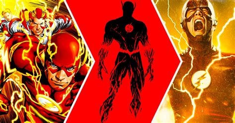The Speed Force: 20 Strange Mysteries About Flash's Power ...