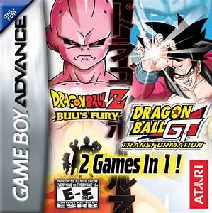 Dragon Ball Z Buuu002639s Fury Dragon Ball Gt Transformation