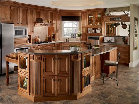kitchen island furniture style kraftmaid kitchen island with seating ppi 5073