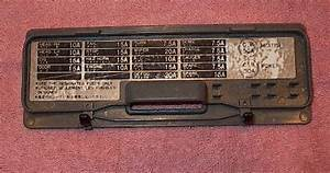 Fuse Panel Diagram For An Fj60