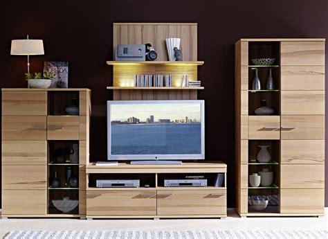 wehrsdorfer möbel kaufen wohnwand kernbuche m 195 182 bel g 252 nstig kaufen