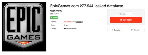 Hacked Brazzers, Epic Games, ClixSense Data Goes on Dark ...
