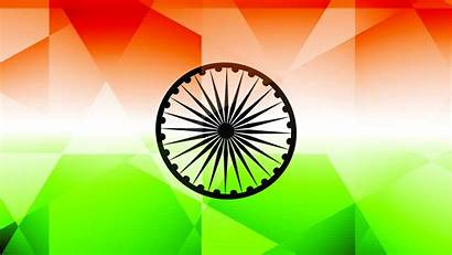 Flag Indian January India Clip Chakra Ashok