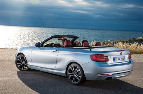 2018 Bmw 2 Series Convertible First Look Motor Trend