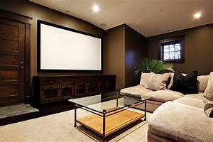 Media room for Kitchen colors with white cabinets with movie theater wall art