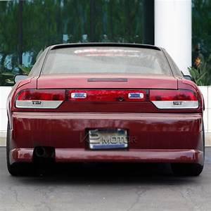 89-93 Nissan 240sx S13 Kouki Jdm Tail Lights 3pcs