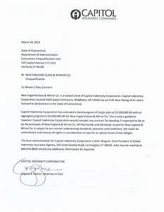 bond surety letter page sample insurance emr and surety With surety bond letter sample