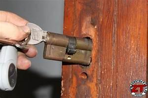 changer entretenir votre serrure de porte With changer la serrure d une porte