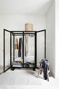 Kleiderschrank Skandinavisches Design : 40 skandinavische m bel im landhausstil mit modernen akzenten ~ Markanthonyermac.com Haus und Dekorationen
