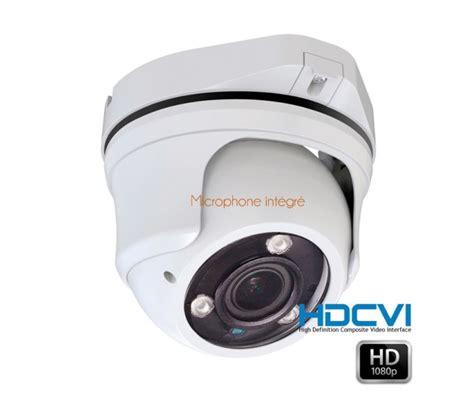 de surveillance exterieur avec enregistrement 233 ra de surveillance avec micro d 244 me hdcvi 1080p varifocale