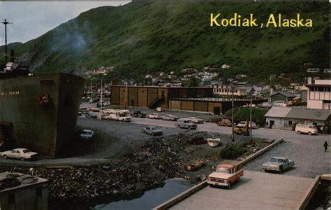 kodiak  oldest town  alaska