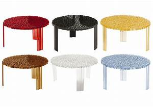 Kartell T Table Table Basse Milia Shop