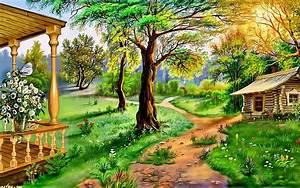 beautiful, landscape, , nature, art, 09654, , , wallpapers13, com