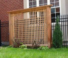 Outdoor Privacy Screen Fence