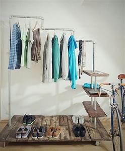 Garderobe Aus Birkenstämmen : schwedische widmungs garderobe industrial furniture and style ~ Yasmunasinghe.com Haus und Dekorationen
