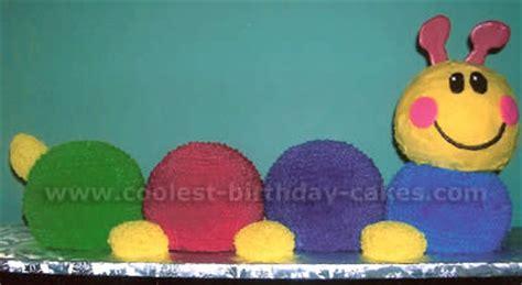 coolest baby einstein caterpillar cake     tips