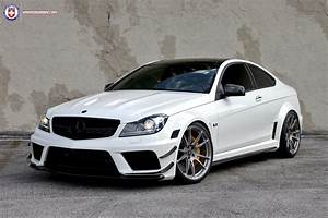 Mercedes C63 Amg Occasion : mercedes tuning wheels boutique hre tweaked c63 amg black ~ Medecine-chirurgie-esthetiques.com Avis de Voitures