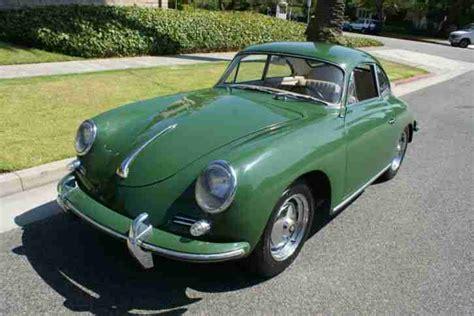 t5 cer gebraucht 1961 porsche 356 b coupe 616 15 1600 c engine porsche cars tolle angebote