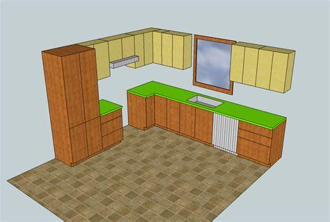 plan cuisine 3d gratuit logiciel pour faire des plans de meuble gratuit dessin 3d