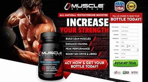 Muscle Science - All Natural Testosterone Booster
