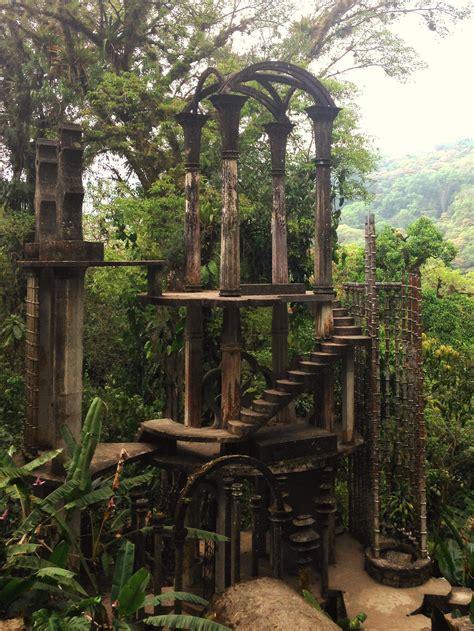 Xilitla, México El Jardín Surrealista De Edward James
