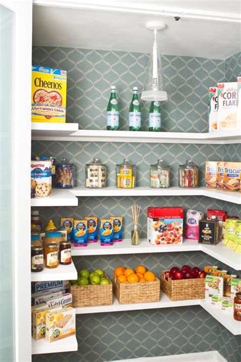 kitchen pantry closet organization ideas 25 great pantry design ideas for your home
