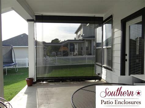 residential sun shade patio enclosure