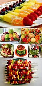 Decoration Legumes Facile : krasivye cuisine pinterest ~ Melissatoandfro.com Idées de Décoration