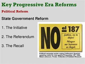 The Progressive Era 1890-1920
