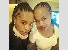 Sindi Dlathu and Her Sister See New Photos of This