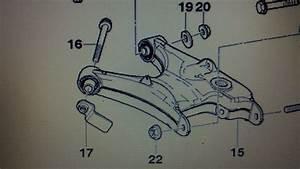 Replacing Rear Lower Control Arm Bushing