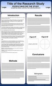 Vertical poster templates for free postersession for Free science poster template