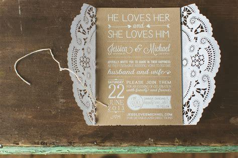 wedding invitation templates diy rustic wedding