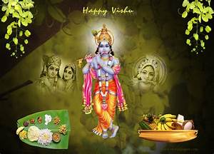 happy vishu greetings for facebook | GIRLS WALLPAPERS